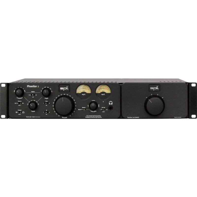 Phonitor 2 + Expansion front black