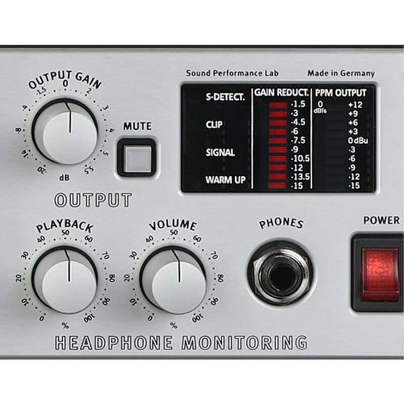 SPL Channel One Output