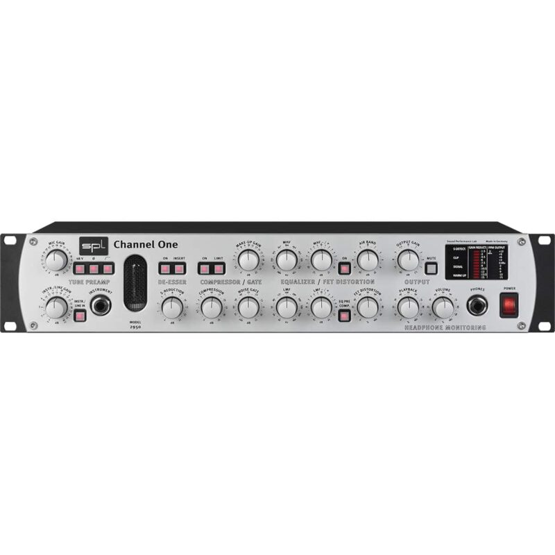 SPL Channel One front