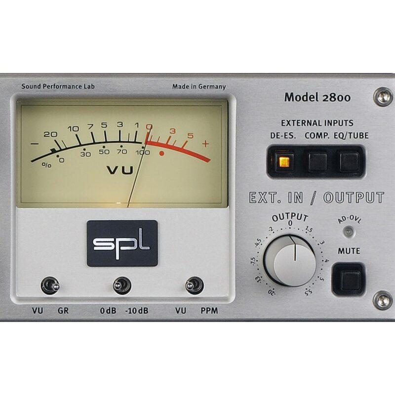 SPL Frontliner Output
