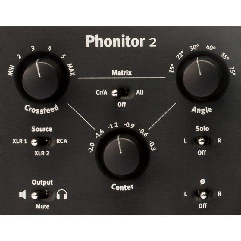SPL Phonitor 2 left